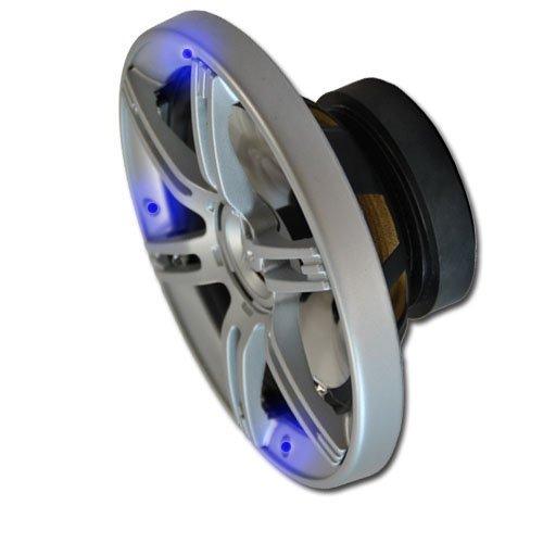 Auto Lautsprecher Boxen 500 Watt m. LED Beleuchtung