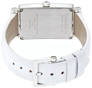 Tiffany & Co. Gallery Silver dial Women Watch Z3001.10.10A21A50A