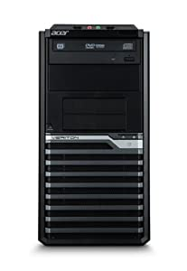 Acer Veriton M6630G Tower PC (Intel Core i7 4770 3.4GHz, 8GB RAM, 1TB HDD, DVDRW, LAN, Nvidia Graphics, Window 7 Pro)