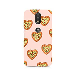 TAZindia Designer Printed Hard Back Case Cover For Moto G4 Plus