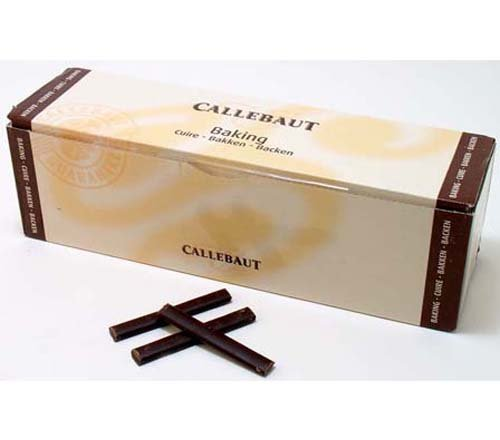 Callebaut TB55 Chocolate Croissant Sticks 400 grams
