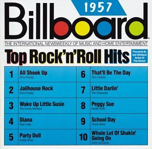 Billboard Top Rock'n'Roll Hits: 1957
