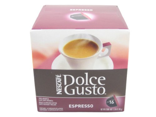 Nescafe Dolce Gusto Coffee Pods