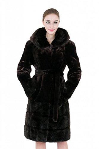 adelaqueen-womens-brown-mink-cashmere-faux-fur-overcoat-with-hood-size-s