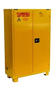 Jamco Products Inc FS30 YP Safety Flammable Cabinet Self