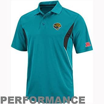 NFL Mens Jacksonville Jaguars Field Classic Active Blue Blk White Short Sleeve... by VF LSG