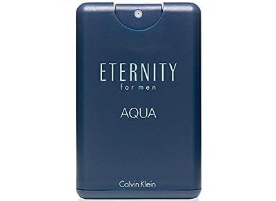 Calvin Klein Eternity Aqua Eau de Toilette for Men, 0.67 fl. oz.