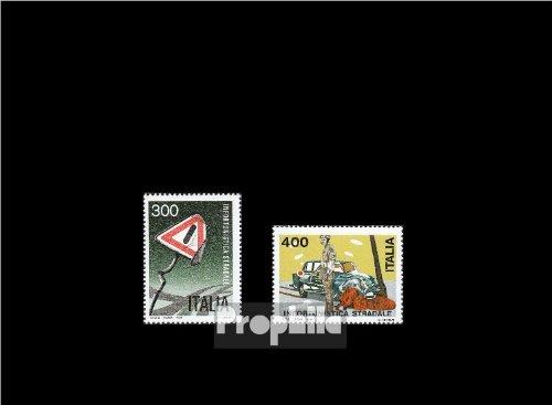 Italien 1867-1868 (kompl.Ausg.) gestempelt 1984 Verkehrsunfallverhütung (Briefmarken für Sammler)