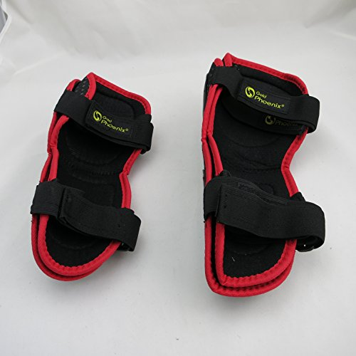 Youth And Adult Elbow Knee Shin Guards Protector Brace