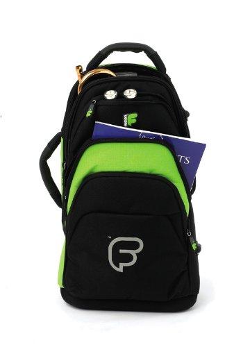 Fusion F1-10 Bw C L Cornet/flugel Horn Gig Bag - Black/lime