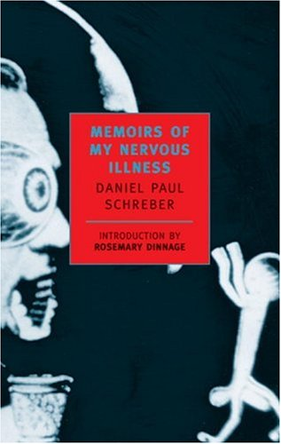 Buy Memoirs of My Nervous Illness New York Review Books Classics094032234X Filter