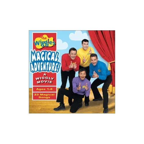The Wiggles Wiggledance Live In Concert Movies & TV