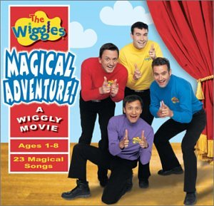 Wiggles - The Wiggles Magical Adventure: A Wiggly Movie - Amazon.com