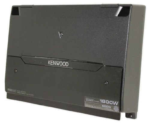 Kenwood Kac-9105D 1800 Watt Mono Class D Amplifier
