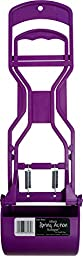 Four Paws Allen\'s Spring Action Scooper for Small Dogs, Purple