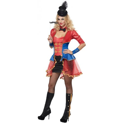 Ringmaster Sexy Adult Costume