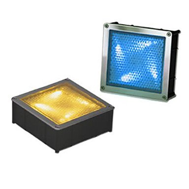 Solar Deck Light, Solar Led Ground Brick Lighting, Solar Ground Lights(Leh-50075)