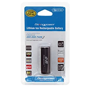 Goingpower Digital Camera Battery for TOSHIBA PDR-BT1 PDR-BT2 PDR-BT2A Allegretto M70 PDR-M4 - 18 Months Warranty li-ion 1450mAh