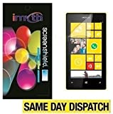 IMyth *PACK OF 10* Nokia Lumia 520 Lcd Screen Protectors & Retail Packed + Application Card