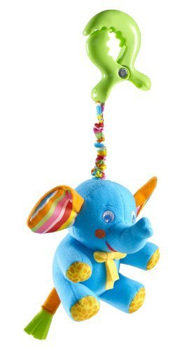 Tiny Love Eli Elephant (Blue) by Tiny Love - 1