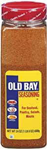 Old Bay Seasoning, 24-Ounce Plastic Canister (Pack of 3)