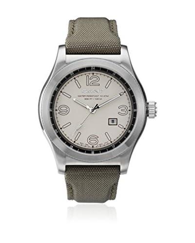 Gant Reloj con movimiento Miyota Rockland W70212 Verde 44 mm