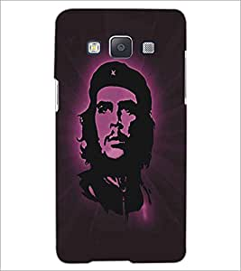 SAMSUNG GALAXY A5 FAMOUS PERSONALITY Designer Back Cover Case By PRINTSWAG