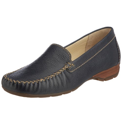 Jane Shilton Women's Isabella Loafer Navy 63874 7 UK