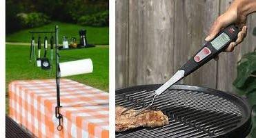Maverick Redi-Fork and BBQ Accessory Organizer Kit