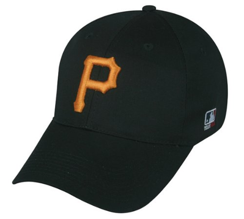 Pittsburgh Pirates ADULT Adjustable Hat MLB Officially Licensed Major League Baseball Replica Ball Cap