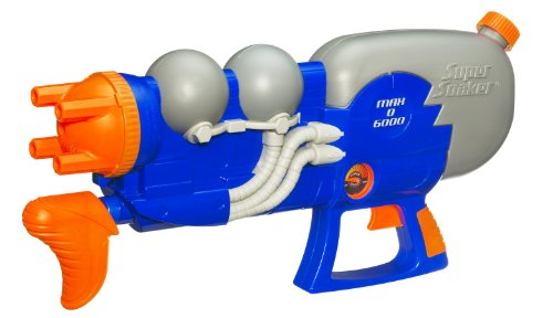 Supersoaker Max D 6000 Water Blaster