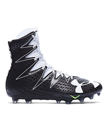 Under Armour Men`s UA Highlight MC Football Cleats 8.5 Black