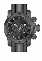 Men Invicta 11962 Reserve Stainless Steel Reserve Venom Quartz Chronograph Diver