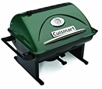 Cuisinart CCG-100 GrateLifter Portable Charcoal Grill from Cuisinart