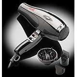 Brazilian Heat BBH3202 Brazilian Heat After Dark Titanium Ionic Keratin Safe Hair Dryer, 1900 Watt
