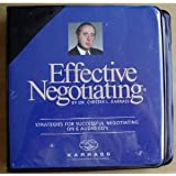 Effective Negotiating: Strategies for Successful Negotiating on 6 Audio CDs