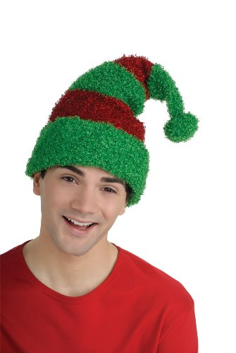 Rubie's Costume Men's Adult Elf Hat