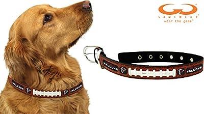 Atlanta Falcons Dog Collar - Size Medium
