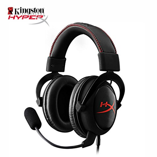 Gaming-Headset-Kingston-HyperX-Cloud-Core-Black-Auriculares-Headphones-for-PC-Tablet-mobile-phone-earphones-With-a-microphone
