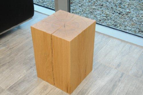 Holzblock couchtisch com forafrica for Couchtisch holzblock
