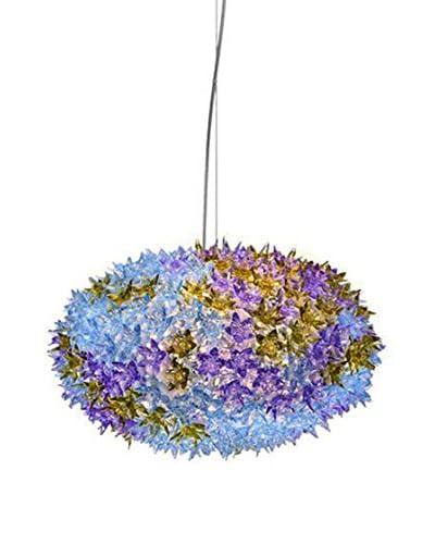 Kartell Lámpara de Techo Bloom S1 Morado