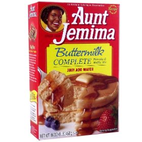 Aunt Jemima Complete Pancake and Waffle Mix 1lb (453g)