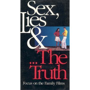 Sex, Lies & The Truth (VHS) Focus On The Family Films