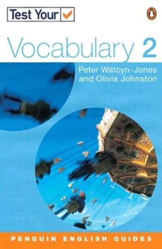 Test Your Vocabulary 2 Revised Edition (Penguin English)
