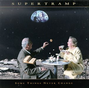 Original album cover of Some Things Never Change by Supertramp