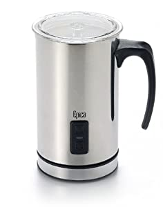 Epica Automatic Electric Milk Frother and Heater Carafe from Epica