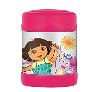 Click to buy Dora The Explorer Back to School: hermos Funtainer Food Jar Dora the Explorer 10 ounce from Amazon!