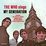 The Who The Who Sings My Generation by The Who (1990) Audio CD