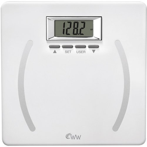 Cheap WeightWatchers Plastic Body Analysis Scale (B00AAOA7OA)