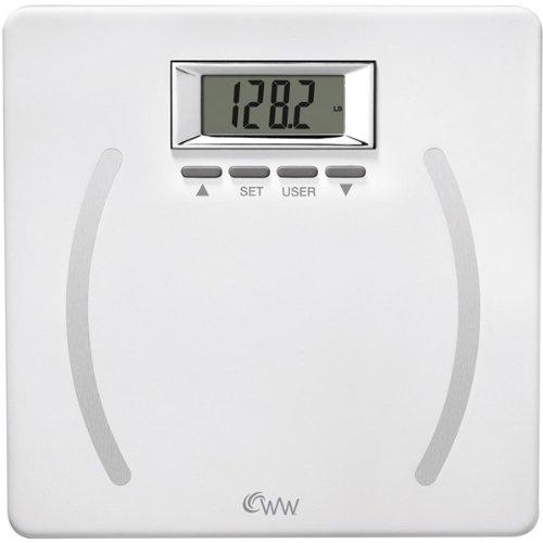 Image of WeightWatchers Plastic Body Analysis Scale (B00AAOA7OA)